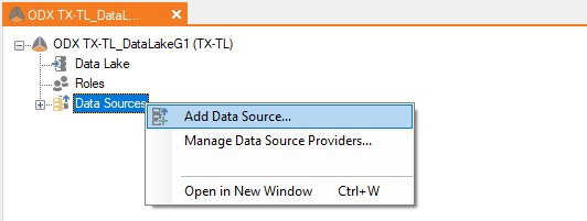 ODX SAP Tables Data Source Guide – TimeXtender